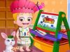 Малышка Хейзел: Изучает цвета