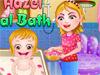 Малышка Хейзел: Королевская ванна