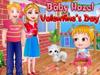 Малышка Хейзел: День Валентина