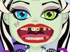 Малышка монстр у дантиста