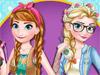Модные сестрички: Анна и Эльза
