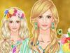 Невеста: Яркие цвета платьев
