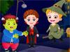 Малышка Хейзел: Ночь в Хэллоуин