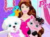 Принцесса: Уход за животными