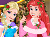 Принцессы в Рождество
