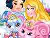 Принцессы и их питомцы