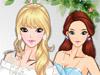 Романтическая принцесса: Макияж