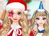 Эльза: Рождествен. костюмы