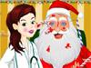 Санта Клаус в больнице