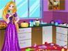 Рапунцель: Уборка на кухне