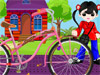Чистим велосипед