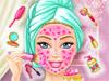 Волшебный макияж Барби