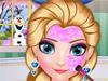 Эльза: Время макияжа