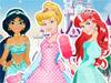 Принцессы Диснея: Уборка замка