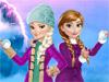 Эльза и Анна: Зимние забавы