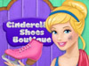 Золушка: Мастерская обуви