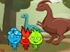 Огонь и Вода против динозавров