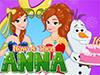 Принцесса Анна: День рождения
