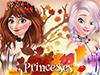 Анна и Эльза: Осенние наряды
