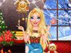 Барби: Новогодние наряды