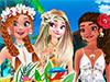 Принцесса Анна: День рождения на Гавайях
