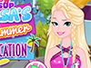 Эльза: Летние каникулы
