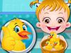 Малышка Хейзел: Утиная жизнь
