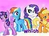 Какой ты пони?