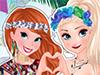 Анна и Эльза: Летний фестиваль