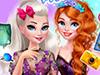Эльза и Мерида: Новый стиль