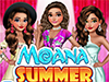 Моана: Летнее модное шоу