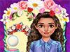 Моана: Цветочный образ