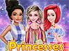 Принцессы: Модные помпоны