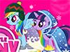 Мой маленький пони: Зимний образ