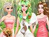Необычная свадьба принцессы