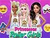 Принцессы роллеры