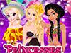 Принцессы: Вечеринка на яхте