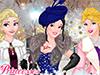 Принцессы: Зимний бал