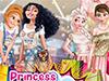 Шопинг принцесс: Мамы и дочки
