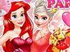 Вечеринка для принцессы невесты