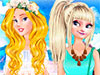 Летняя вечеринка принцесс