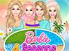 Барби: Четыре сезона