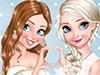 Анна и Эльза: Блестящие
