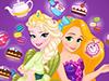 Чайная вечеринка принцесс