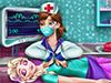 Принцесса Эльза в больнице