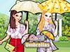 Милые зонтики