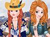 Принцессы: Стиль кантри