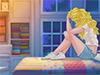 Принцесса Аврора грустит