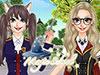 Ученица: Школа магии