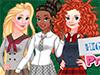 Принцессы: Старшая школа